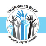 Ticor Gives Back Bringing Joy to Families