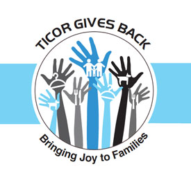 Ticor Gives Back