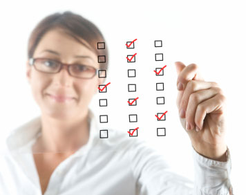 Checklist for REO Transactions