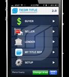 Ticor Agent 2.0 Real Estate App