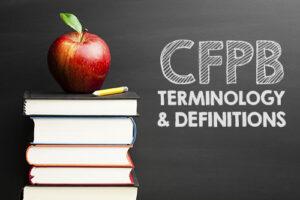 CFPB-Terminology