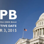 CFPB October 3 Announcement