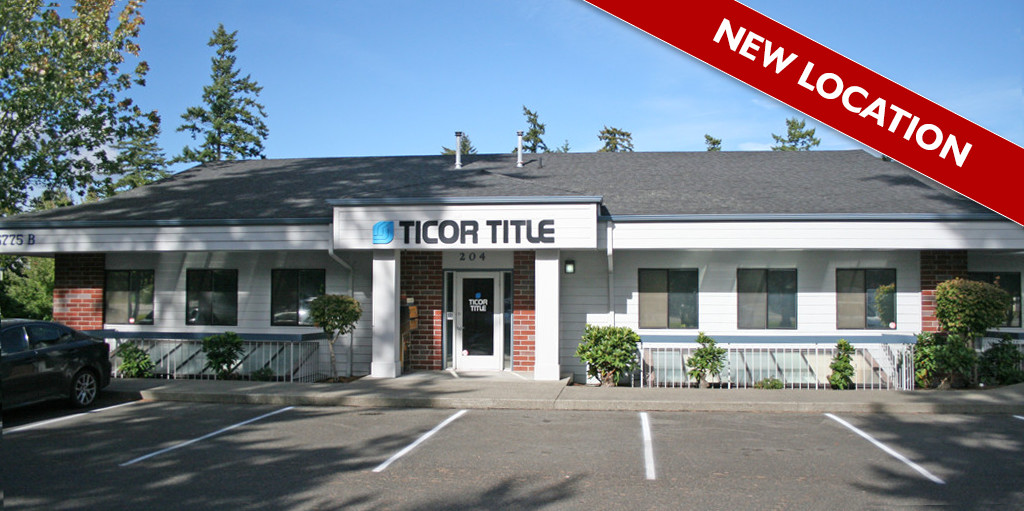 Gig Harbor Escrow - Ticor Title