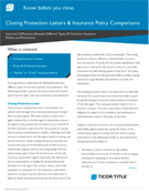 Closing Protection Letters & Insurance Policy Comparisons