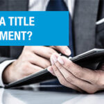 What is a Title Insurance Commitment