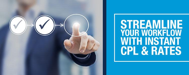 Instant Rates Instant CPL