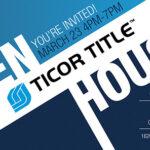 Spokane Valley Ticor Open House