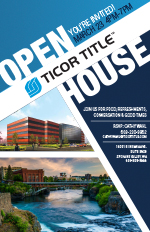 Ticor Title Open House Spokane Valley