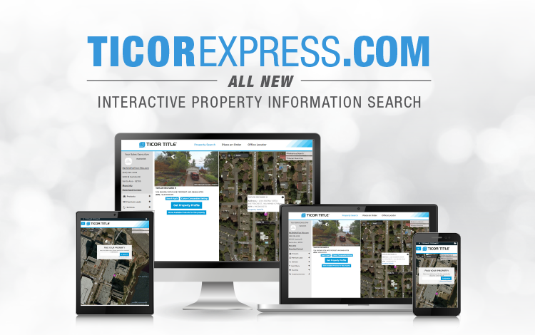 Interactive Property Information Search
